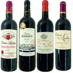 4 Grands Vins de Bordeaux