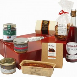 coffret gourmand SWEETY